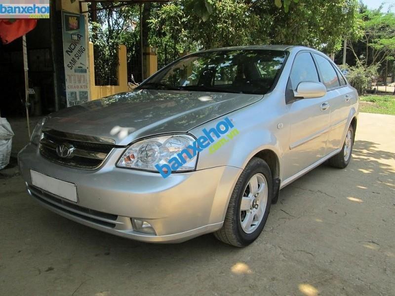 Xe Daewoo Lacetti EX 2009-2