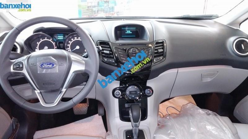 Xe Ford Fiesta 1.5 AT Titanium 2014-5