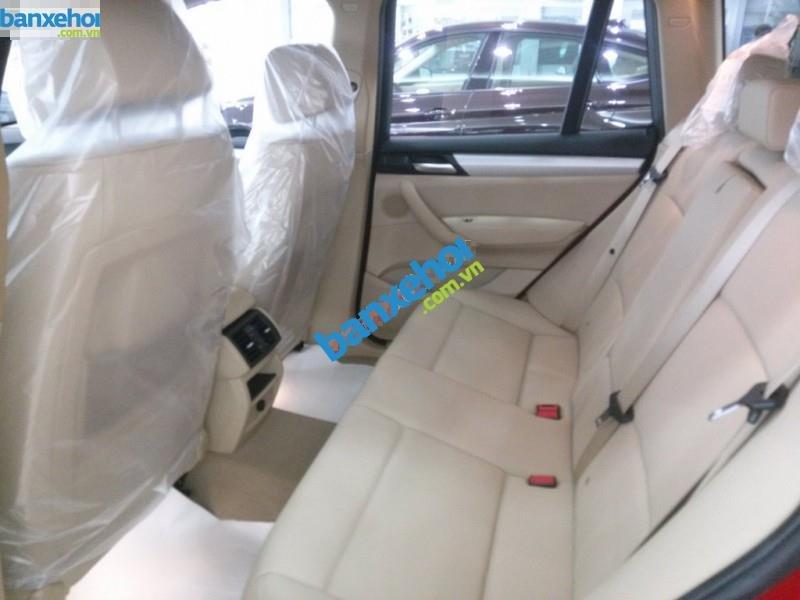Xe BMW X3 XDrive 20i 2014-5