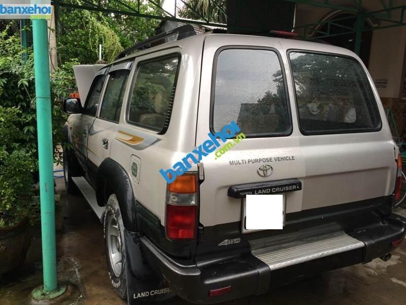 Xe Toyota Land Cruiser 4WD 1990-2