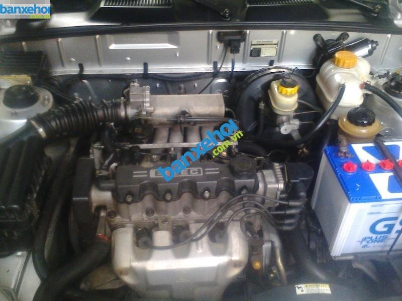 Xe Daewoo Lanos SX 2003-7
