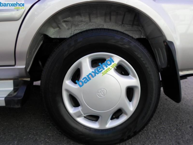 Xe Toyota Zace GL 2003-8