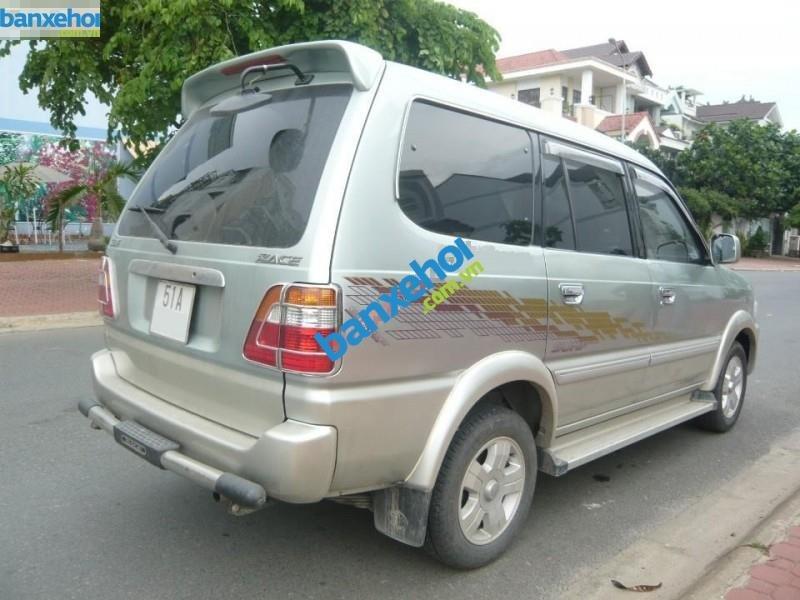Xe Toyota Zace Surf 2005-2