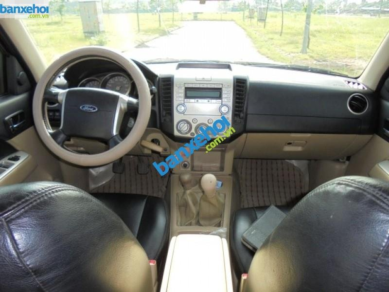 Xe Ford Everest 4X4 2008-6