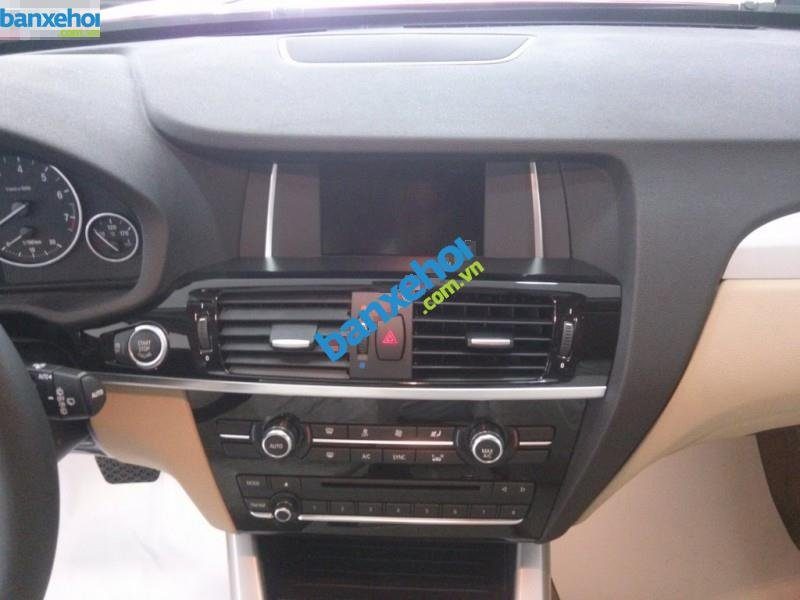 Xe BMW X3 XDrive 20i 2014-8