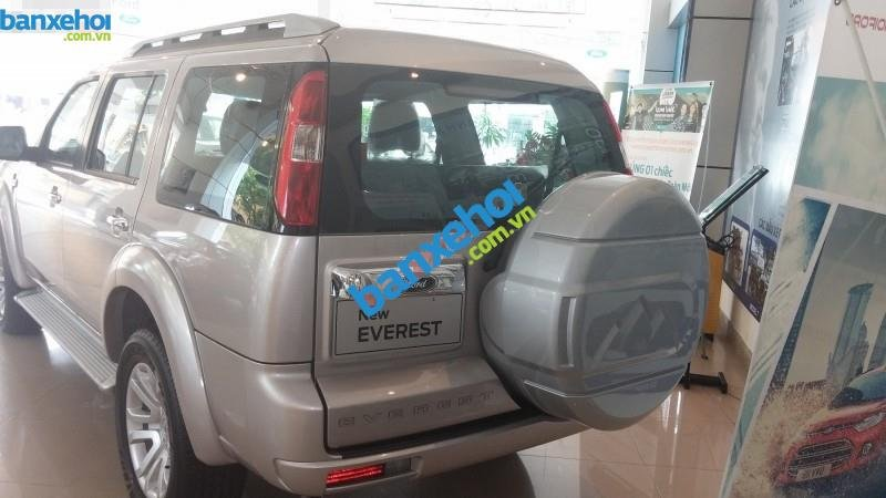 Xe Ford Everest 4x2 AT limited 2014-8