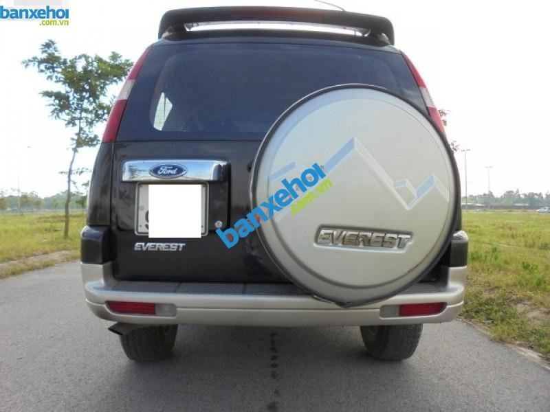 Xe Ford Everest 4X4 2008-4