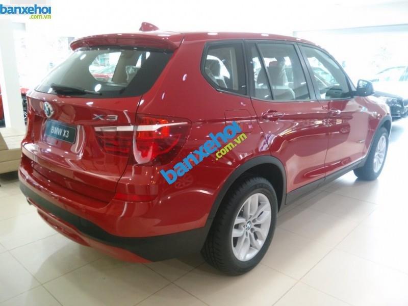 Xe BMW X3 XDrive 20i 2014-3