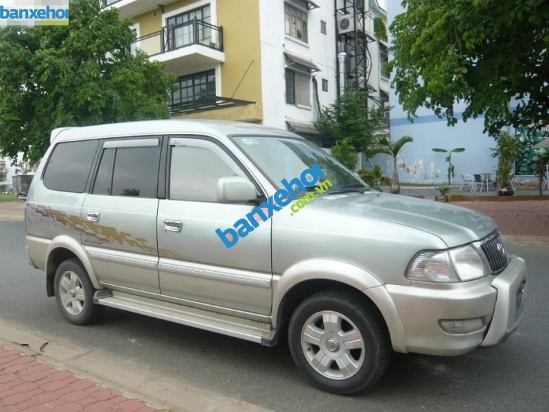 Xe Toyota Zace Surf 2005-0
