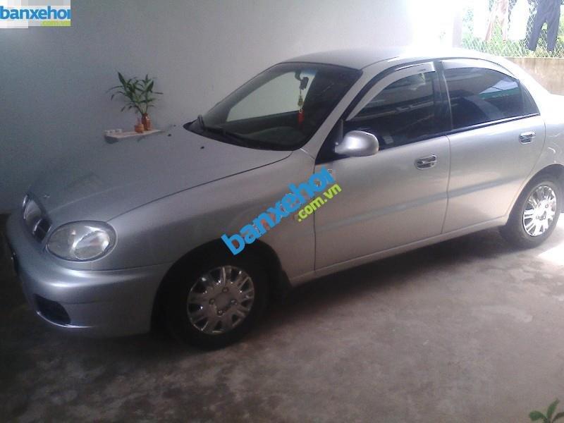Xe Daewoo Lanos SX 2003-1