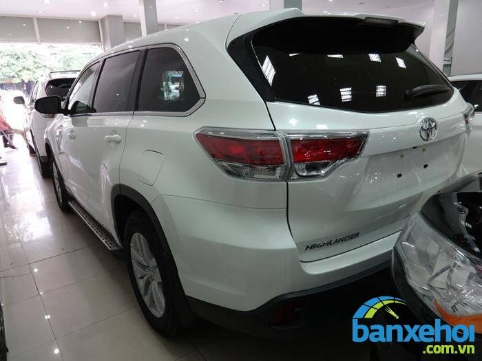 Xe Toyota Highlander  2014-3