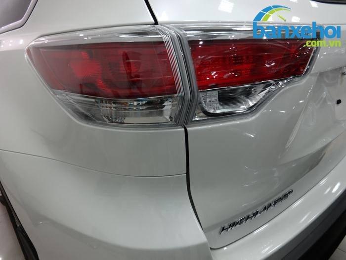 Xe Toyota Highlander  2014-4