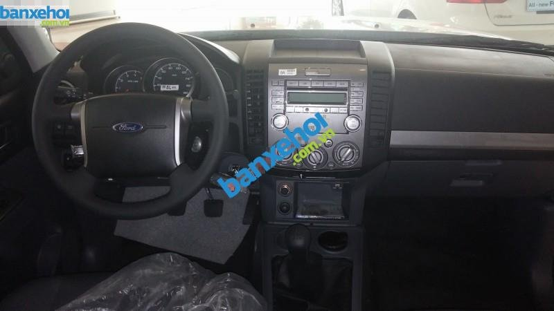 Xe Ford Everest 4x2 AT limited 2014-6