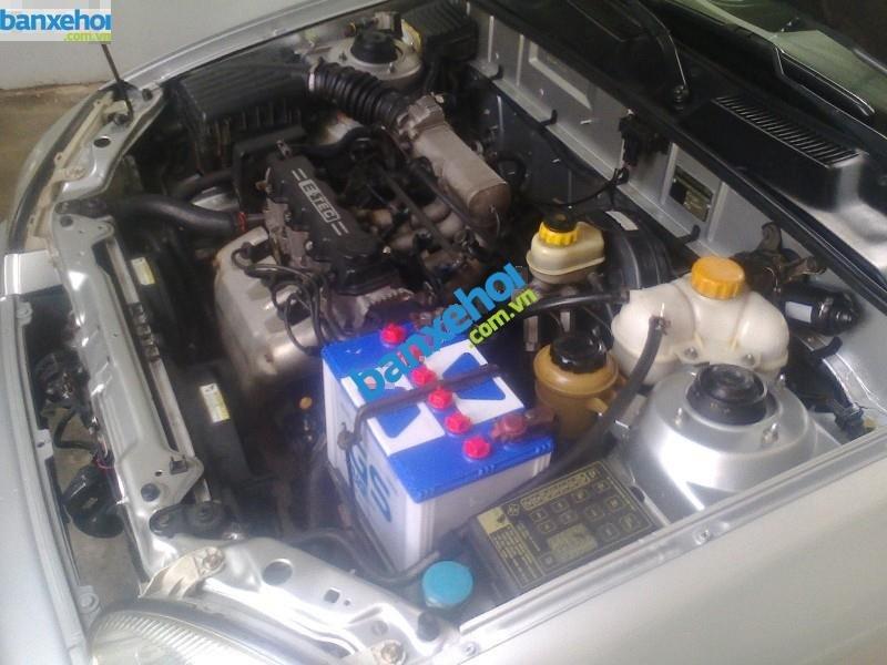 Xe Daewoo Lanos SX 2003-8