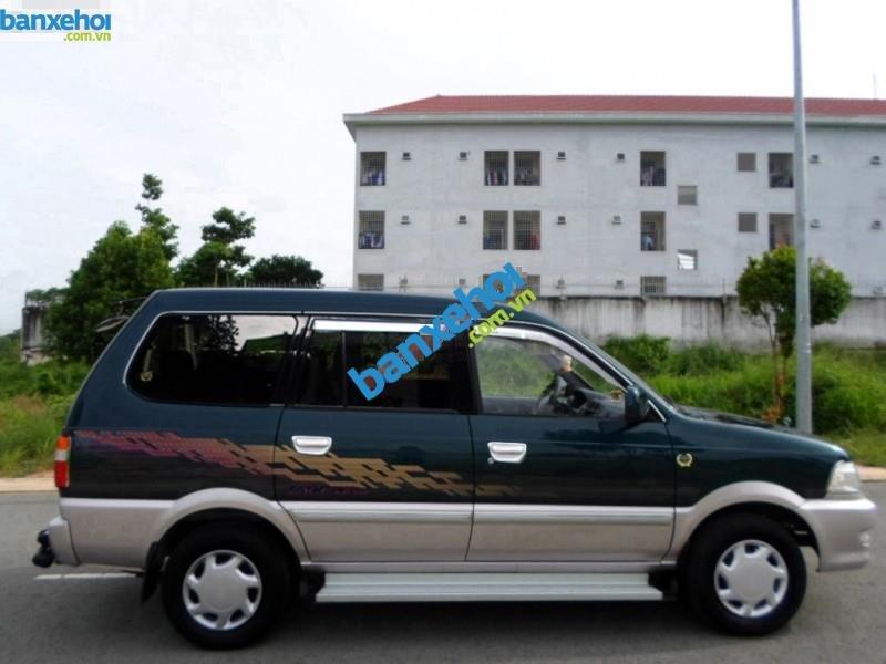 Xe Toyota Zace GL 2003-1