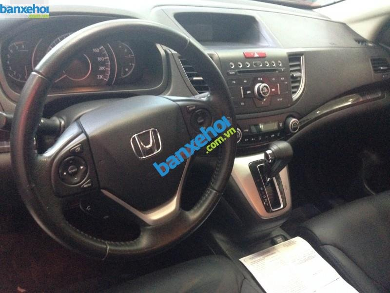 Xe Honda CR V 2.4 2013-6