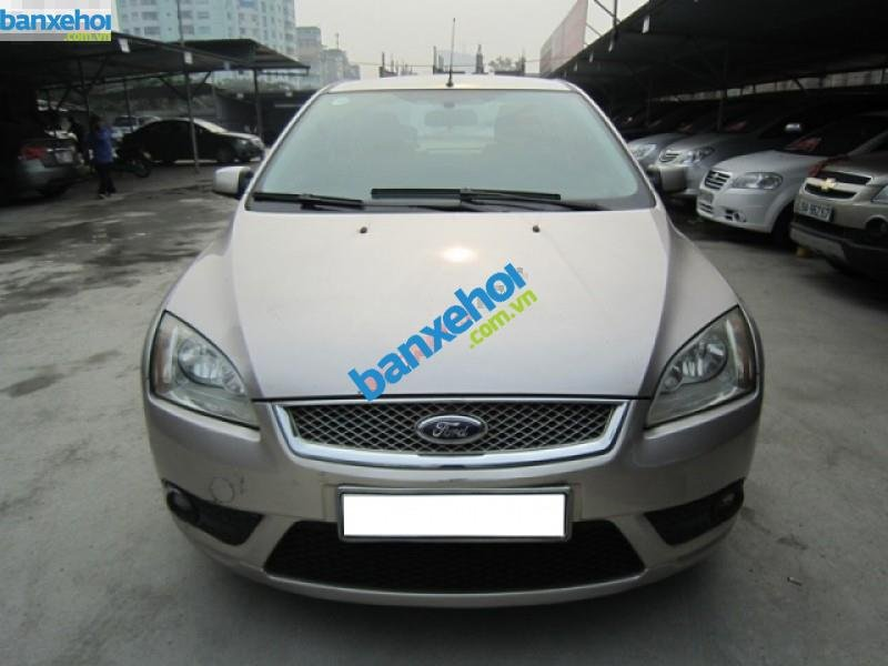 Xe Ford Focus 1.8MT 2007-0