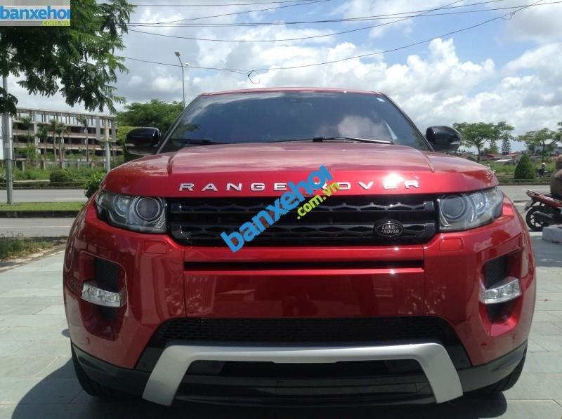 Xe LandRover Evoque dynamic 2014-0