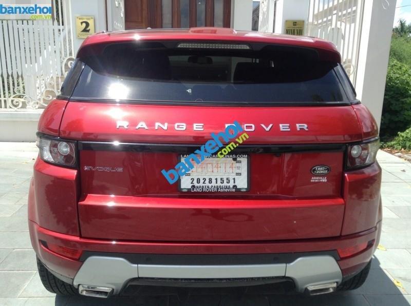 Xe LandRover Evoque dynamic 2014-1