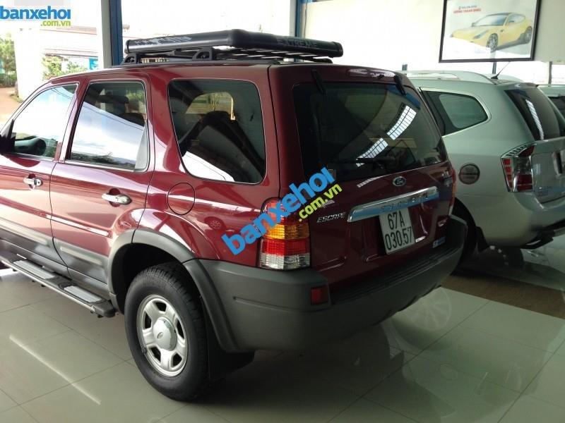 Xe Ford Escape  2003-1