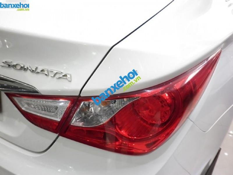 Xe Hyundai Sonata  2011-4