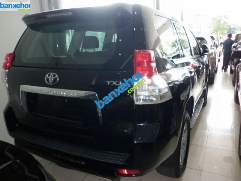 Xe Toyota Prado TXL 2009-9