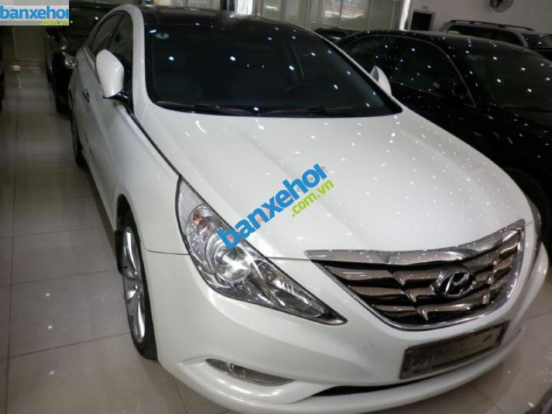 Xe Hyundai Sonata  2011-6