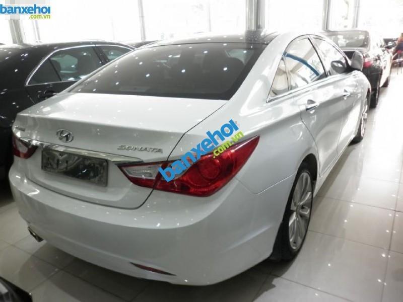Xe Hyundai Sonata  2011-5