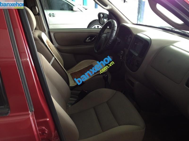 Xe Ford Escape  2003-3