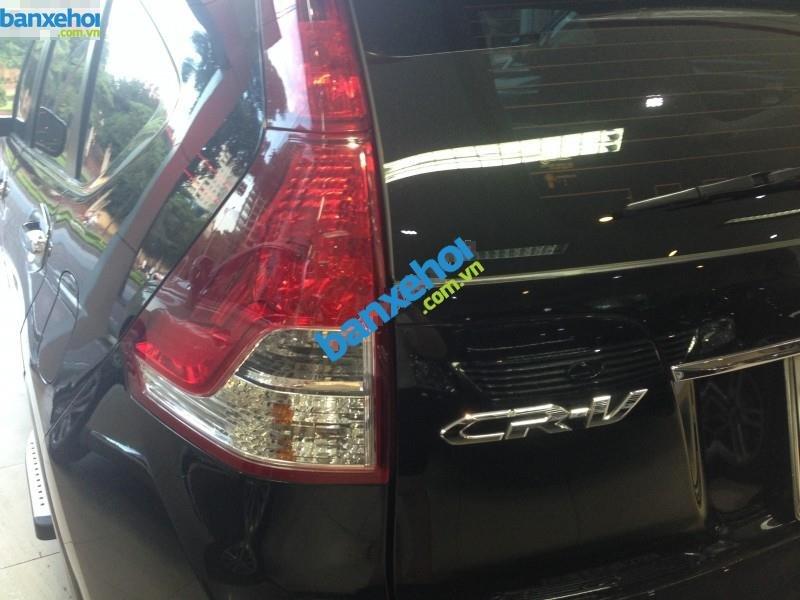Xe Honda CR V 2.4 2013-4