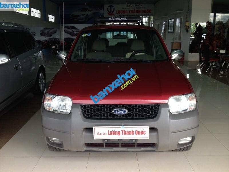 Xe Ford Escape  2003-0