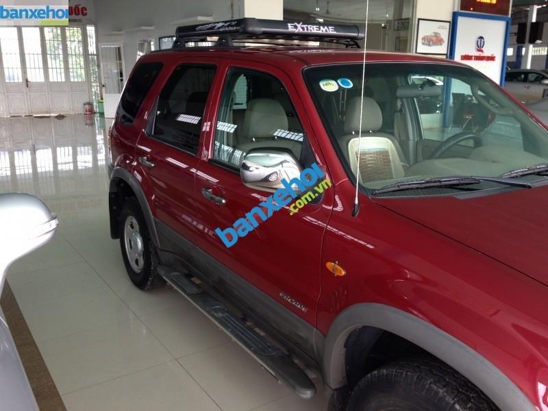 Xe Ford Escape  2003-2
