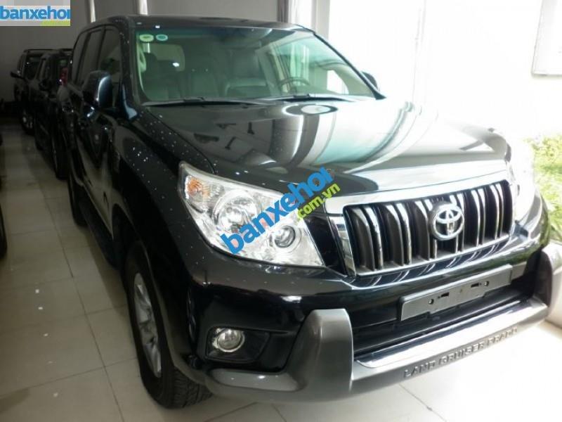 Xe Toyota Prado TXL 2009-0