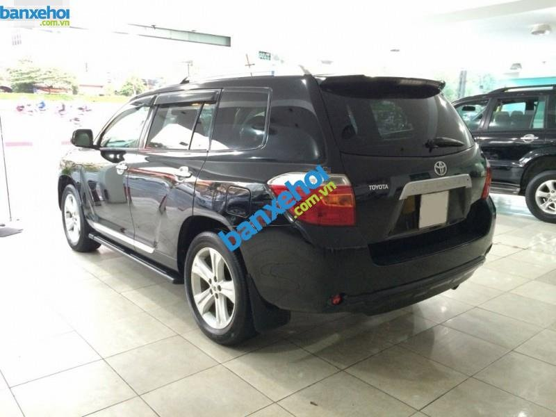 Xe Toyota Highlander Limited 3.5 2008-3