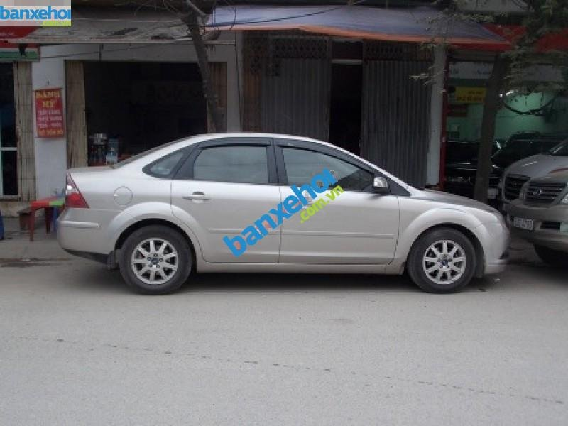 Xe Ford Focus 1.8MT 2007-4
