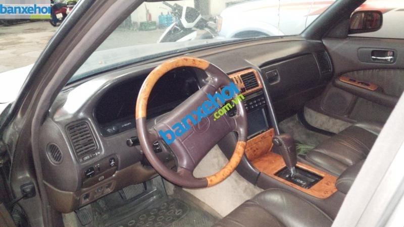 Bán lại xe Lexus LS 400 sản xuất năm 1992, màu nâu, xe nhập-3