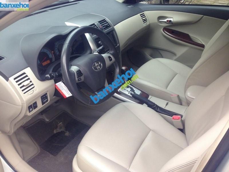 Xe Toyota Corolla altis 2.0V 2011-1