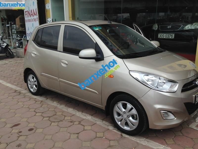 Xe Hyundai i10 1.2 AT 2011-1