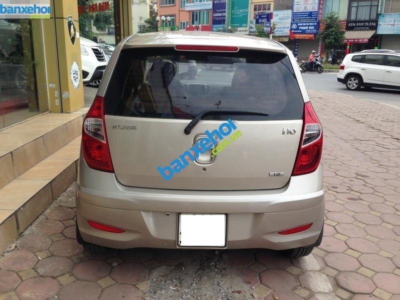 Xe Hyundai i10 1.2 AT 2011-2