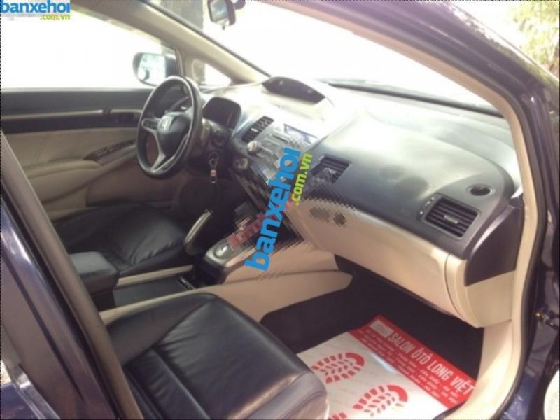 Xe Honda Civic 2.0 AT 2008-9