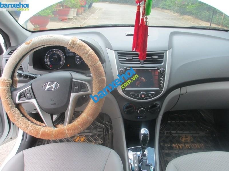 Xe Hyundai Accent 1.4 2013-7