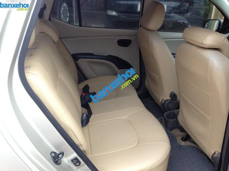 Xe Hyundai i10 1.2 AT 2011-4