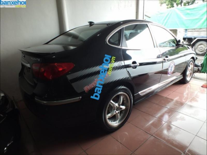Xe Hyundai Avante 1.6 AT 2011-4