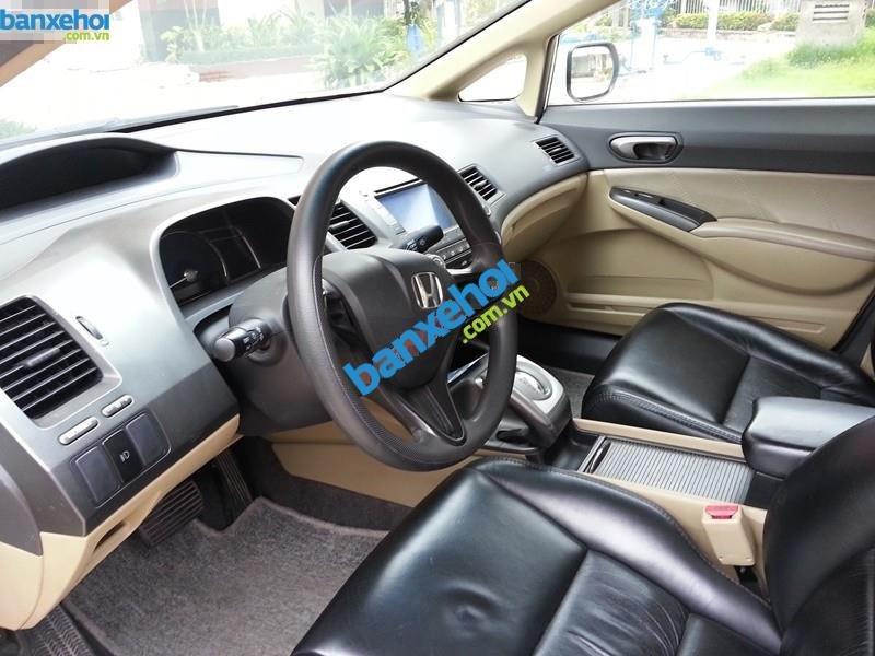 Xe Honda Civic 1.8 2007-4