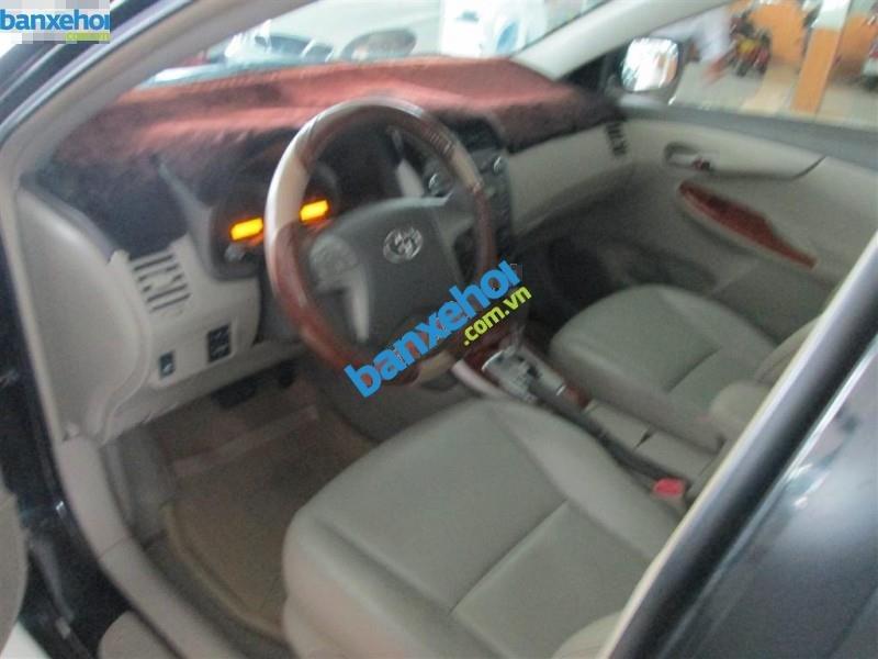 Xe Toyota Corolla altis AT 2008-3