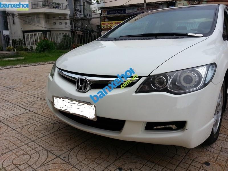 Xe Honda Civic 1.8 2007-0