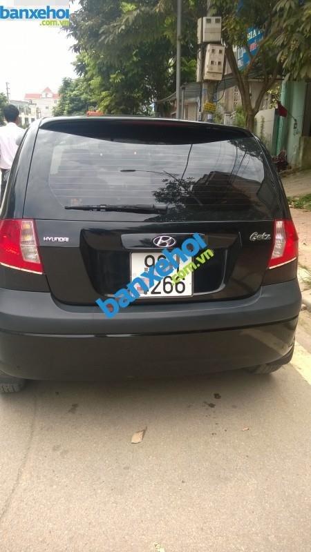 Xe Hyundai Getz 1.1MT 2009-2
