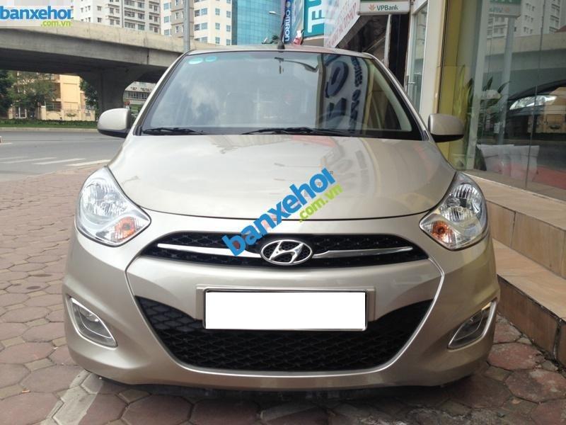 Xe Hyundai i10 1.2 AT 2011-0