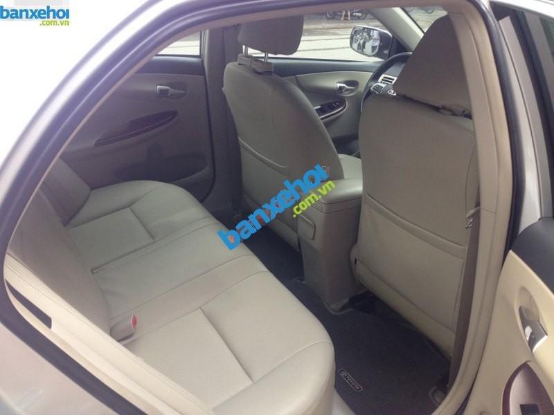 Xe Toyota Corolla altis 2.0V 2011-4