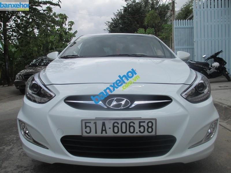 Xe Hyundai Accent 1.4 2013-0